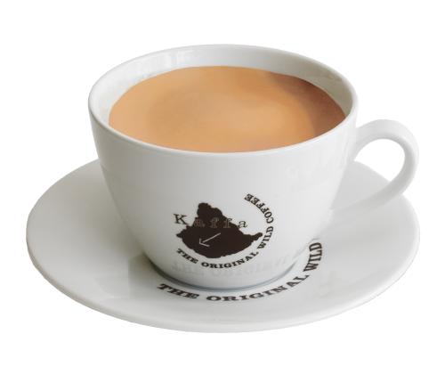 Tasse0 Große Kaffa LiterUntertasse 18 45 Milchkaffee Cm vn0OyNw8mP